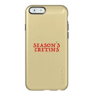 season`s cretins incipio feather® shine iPhone 6 case