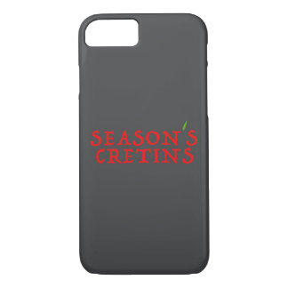 season`s cretins iPhone 7 case