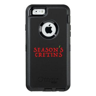 season`s cretins OtterBox iPhone 6/6s case