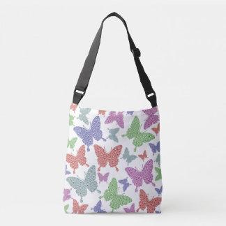 Seasonal Butterflies Cross Body Bag