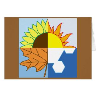 Seasonal Changes Card