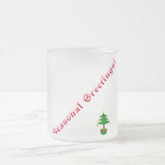 Seasonal Greetings Mug