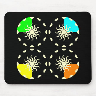 Seasons and the Sun Year Mouse Pads