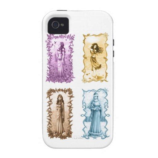 Seasons Case-Mate iPhone 4 Cases