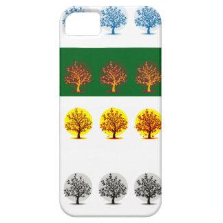 seasons iPhone 5 cases
