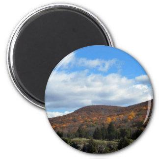 Seasons Change 6 Cm Round Magnet