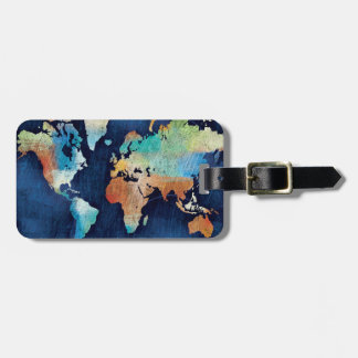 Seasons Change Luggage Tag