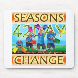 Seasons Change Mousepads