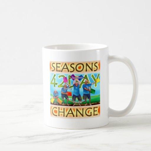 Seasons Change Mug