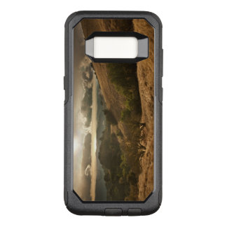 Season's First Rain in Coastal California OtterBox Commuter Samsung Galaxy S8 Case