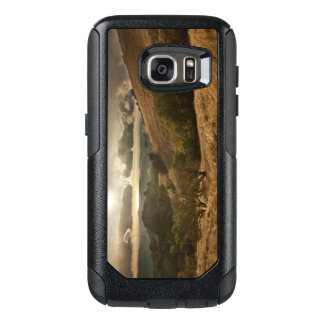 Season's First Rain in Coastal California OtterBox Samsung Galaxy S7 Case
