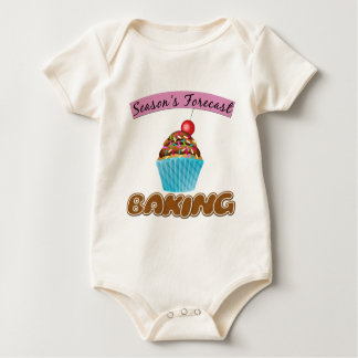 Season's Forecast Baking Baby Bodysuit