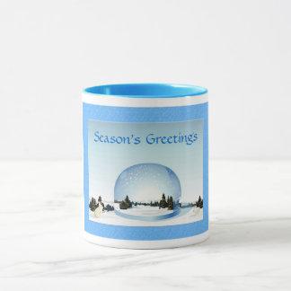 Season's Geetings Customizable Mug
