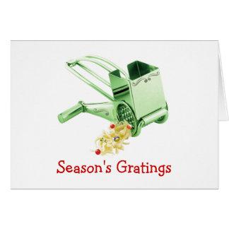 Season's Gratings Card
