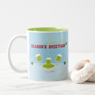 Season's Green Teas | Mug