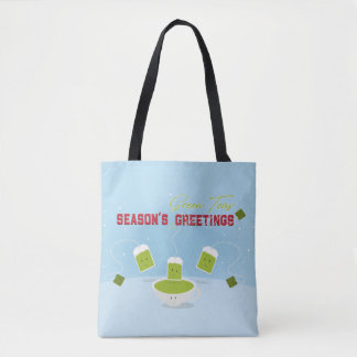 Season's Green Teas | Tote Bag