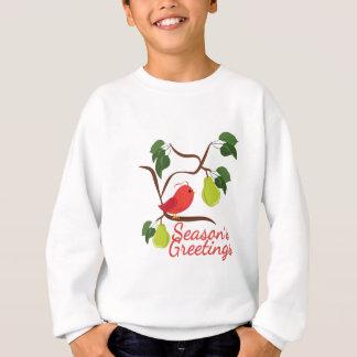 Seasons Greetin Sweatshirt