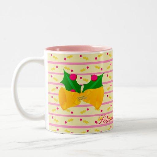 Season's Greeting Mug
