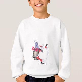 Seasons Greetings 1 by Tony Fernandes Sweatshirt