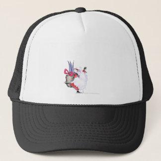 Seasons Greetings 1 by Tony Fernandes Trucker Hat