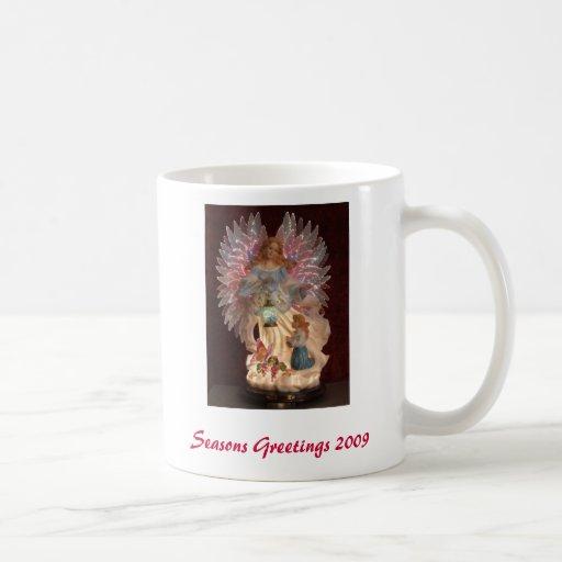 Seasons Greetings 2009 Mugs