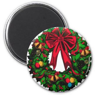 Seasons Greetings#4_ Fridge Magnets