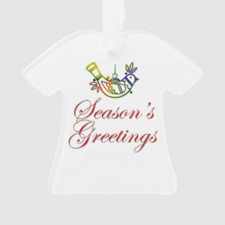 Seasons Greetings Dove