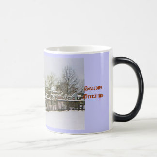 Seasons Greetings mug