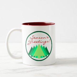 Season's Greetings! Mug