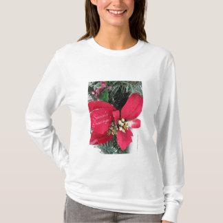 Season's Greetings Poinsettia Shirt