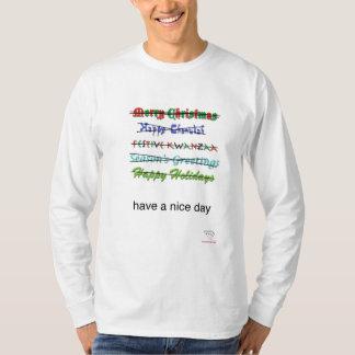 Seasons' Greetings T-Shirt