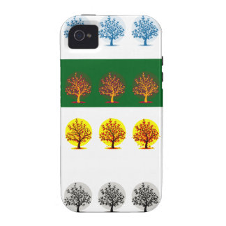 seasons iPhone 4 case