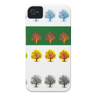 seasons iPhone 4 cases