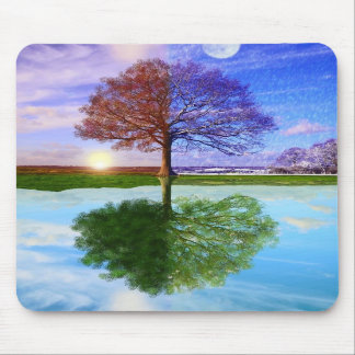 seasons mousepad