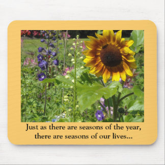 Seasons of Our Lives.... Mouse Pad