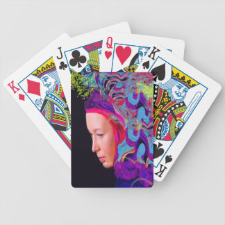 Seasons of your Mind Bicycle Playing Cards