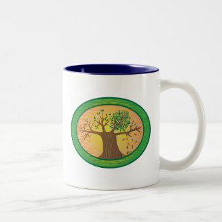 Seasons Two-Tone Mug
