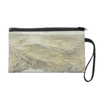 Seat of War in Europe Wristlet Purse