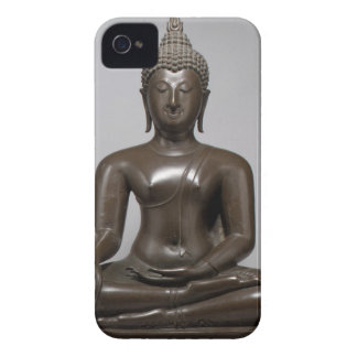 Seated Buddha - 15th century Case-Mate iPhone 4 Case