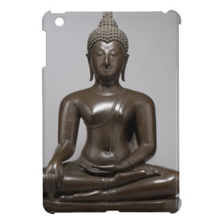 Seated Buddha - 15th century iPad Mini Cover