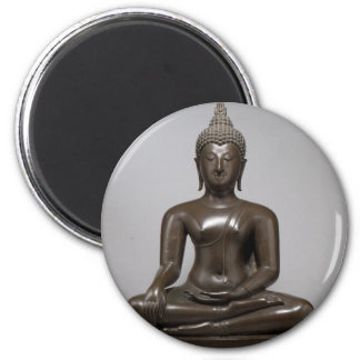 Seated Buddha - 15th century Magnet