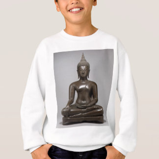 Seated Buddha - 15th century Sweatshirt