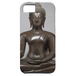 Seated Buddha - 15th century Tough iPhone 5 Case