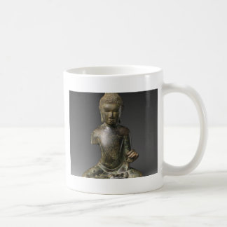 Seated Buddha - Pyu period Coffee Mug