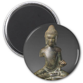Seated Buddha - Pyu period Magnet