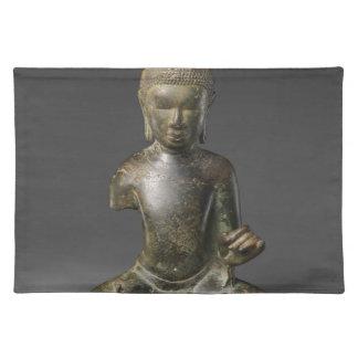 Seated Buddha - Pyu period Placemat