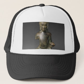 Seated Buddha - Pyu period Trucker Hat