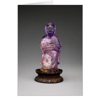 Seated Buddha - Qing dynasty (1644–1911) Card