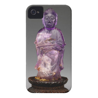 Seated Buddha - Qing dynasty (1644–1911) Case-Mate iPhone 4 Case