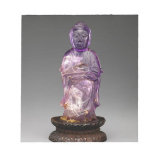 Seated Buddha - Qing dynasty (1644–1911) Notepad